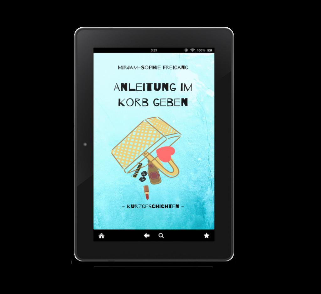 """Bücher, E-Book """"Anleitung im Korb geben"""" Kurzgeschichte"""