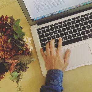 Blog über Schreiben, Autorenleben, christlicher Glauben