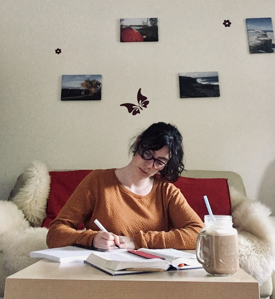 Schreiben und Autorenleben ist hardcore