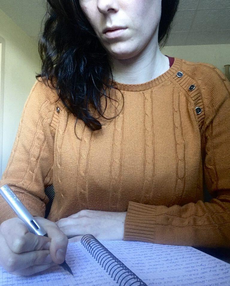 Schreiben ist Disziplin