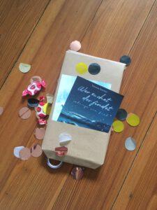 Das Buchpaket von Vanessa Sommer