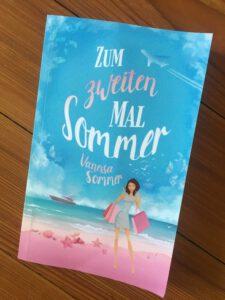 """Das Cover von """"Zum zweiten Mal Sommer"""""""